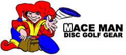 Maceman Disc Golf Gear